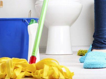 Cermat Menjaga Kebersihan Kamar Mandi